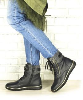 Ботиночки женские Rieker Z4240-14