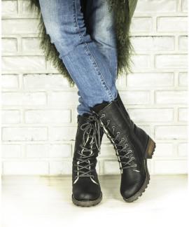 Ботинки женские RIEKER Y0422-00