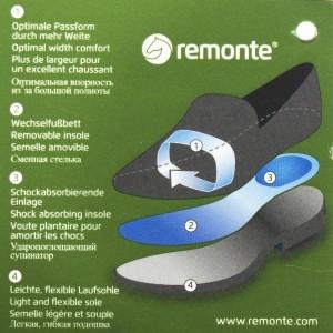REMONTE технологии